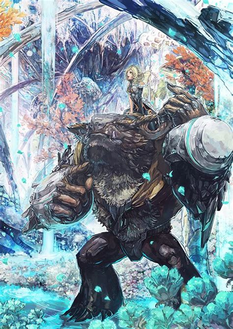Xenoblade Chronicles X Art He Art Of A Gamer Art