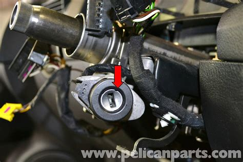 volkswagen golf gti mk  ignition switch  lock cylinder