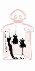 La Petit Robe Noir : le dressing parfum la petite robe noire gerlain ~ Melissatoandfro.com Idées de Décoration
