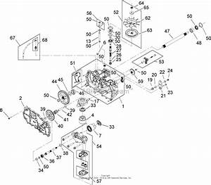30 Toro Z4200 Parts Diagram