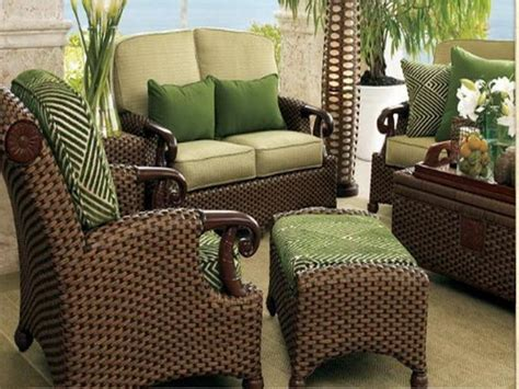 furniture outdoor wicker porch furniture wicker porch