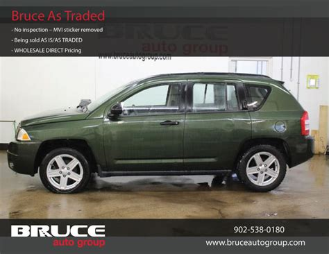 car repair manual download 2007 jeep compass seat position control used 2007 jeep compass sport 2 4l 4 cyl 5 spd manual 4wd in middleton 0