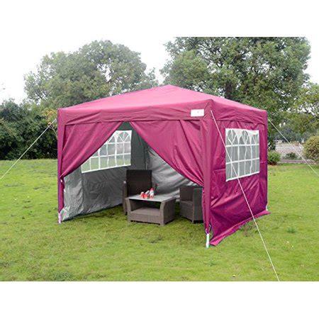 quictent silvox waterproof  ez pop  canopy commercial gazebo peak party tent portable
