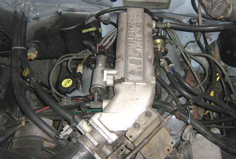 ford rangerbronco ii  liter engines