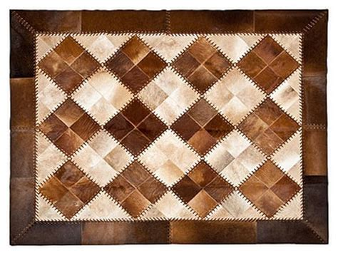 zara home tapis patchwork