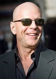 Celebrity Hair Loss ? Bruce Willis