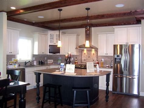 Parade of Homes Exposed Beams   All Things G&D