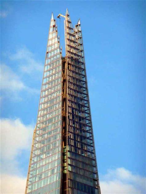 shard building london skyscraper architecture
