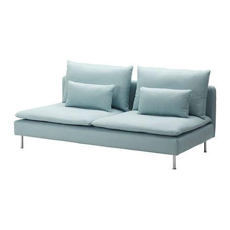 ikea soderhamn sofa ikea soderhamn 3 seat sofa slipcover cover isefall light