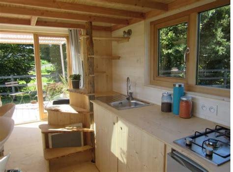 Tiny Häuser Innen by Mini H 228 User Wie Aus Einem Wohnwagen Ein Gem 252 Tliches