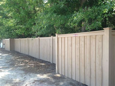 pictures of privacy fences privacy fence north florida fence company