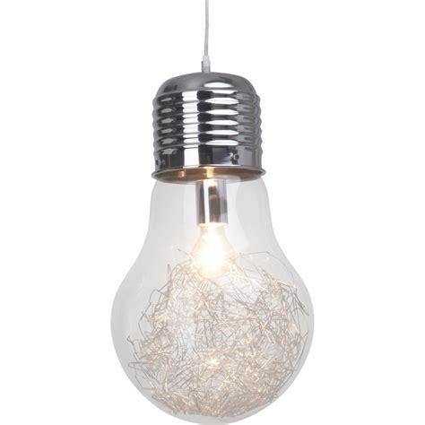 suspension luminaire leroy merlin suspension e design oule filament verre transparent x w inside le oule leroy merlin