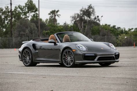 turbo porsche 911 2017 porsche 911 turbo cabriolet first test the ultimate