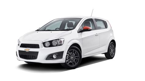Chevrolet Sonic Spark Black White Editions Drive News