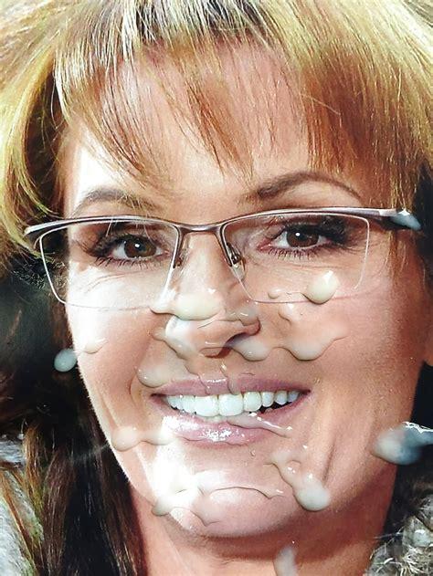 Cum Tribute Sarah Palin 17 Pics