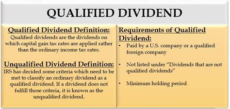 Qualified Dividend Efinancemanagementcom