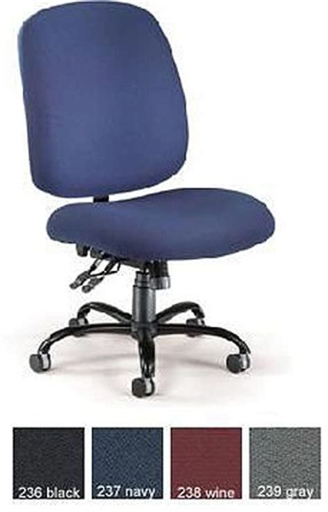 ofm 700 big and chair 400 lbs weight capacity hi