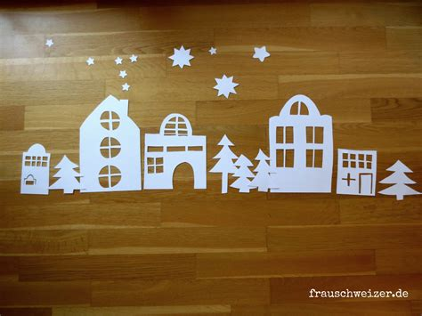 Fensterdeko Weihnachten by Fensterbild H 228 User Im Winter Diy Nat 252 Rlich Basteln