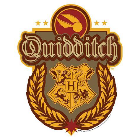 blason en carton jeu quidditch poudlard harry potter