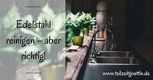 Edelstahl Kaffeekanne Reinigen : edelstahl reinigen aber richtig teilzeitg ttin ~ Eleganceandgraceweddings.com Haus und Dekorationen