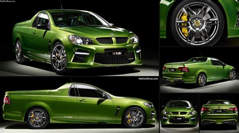 hsv gen  gts maloo  pictures information specs