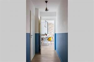 Peindre Un Couloir : couloir les bonnes id es d co pour l 39 am nager ~ Dallasstarsshop.com Idées de Décoration
