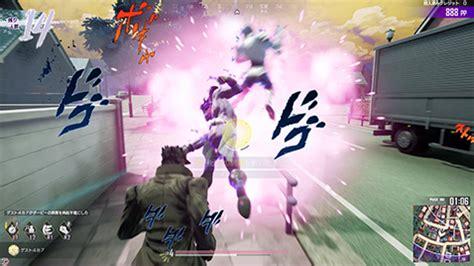 jojo s adventure last survivor announced for arcades gematsu