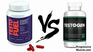 Testogen Vs Testofuel  Which Is Better