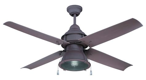 craftmade port arbor ceiling fan craftmade rustic iron ceiling fan with blades and light
