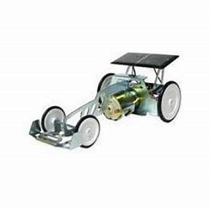 Science Fair Project Headers Beginner Solar Power Racer Car Experimental Science Kit
