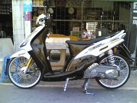 Modifikasi Yamaha Mio Standar by Modifikasi Motor Yamaha 2016 Modifikasi Yamaha Mio Smile