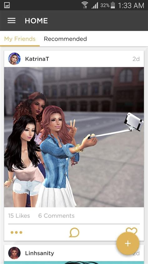 imvu mobile app imvu mobile android apps on play