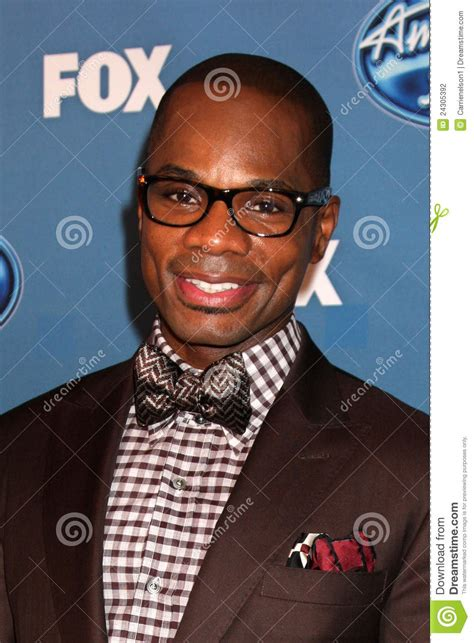 Kirk Franklin Editorial Photography Image Idol Live