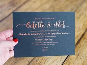 best 25 foil wedding stationery ideas on pinterest foil With gold foil wedding invitations melbourne