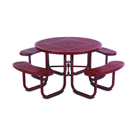 wabash 46 table portable krt concepts patio