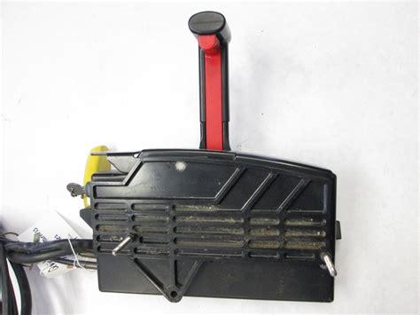 Mercury Outboard Quicksilver Remote Control Box 15