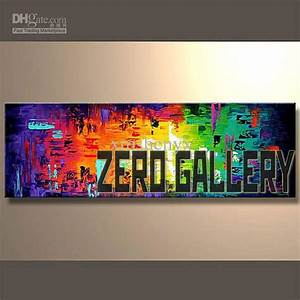 2017 One Piece Wall Decor Modern Abstract Surrealist ...