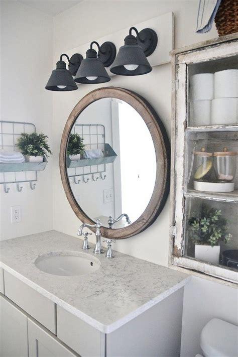 diy farmhouse bathroom vanity light fixture super