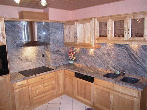 granit pour cuisine aménagements intérieur naturelle cuisine salle