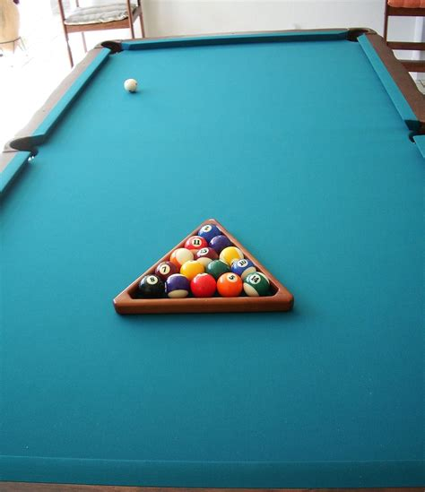 how big is a pool table cribbage pool 8426