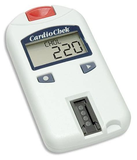 Amazon.com: CardioChek Portable Blood Test System (NOT a