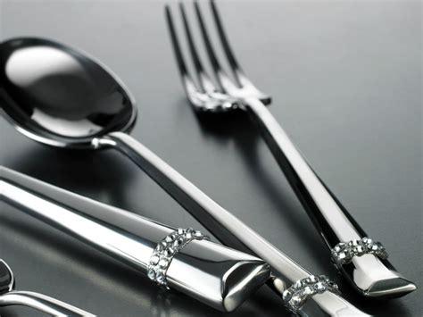 Duetto Swarovski 24-piece Cutlery Set By Casa Bugatti