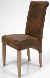 stühle für esszimmer kare teak vintage esszimmer stühle leder look