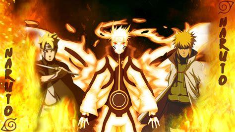 Naruto, Boruto, Minato Wallpaper By Thelich132 On Deviantart