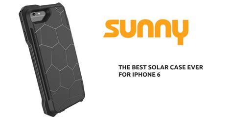 sunny case beste solar handyhuelle aller zeiten wirklich