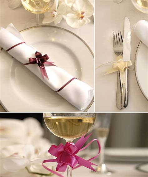 id 233 233 et photo d 233 coration mariage photos decor de serviettes de table de mariage