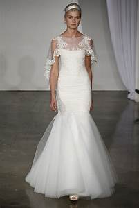 17 stunning fall 2013 wedding dresses by marchesa onewed With fall dresses for wedding