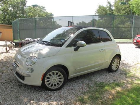 2012 Fiat 500c Lounge by Find Used 2012 Fiat 500c Lounge Gucci Special Edition In