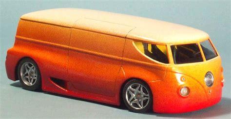 ferrari minivan vw ferrari van kitbash