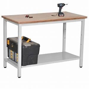 Etabli D Atelier : etabli d 39 atelier espace equipement ~ Edinachiropracticcenter.com Idées de Décoration